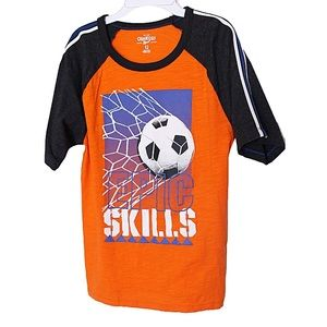 OshKosh Bgosh Epic Skills Soccer T-Shirt